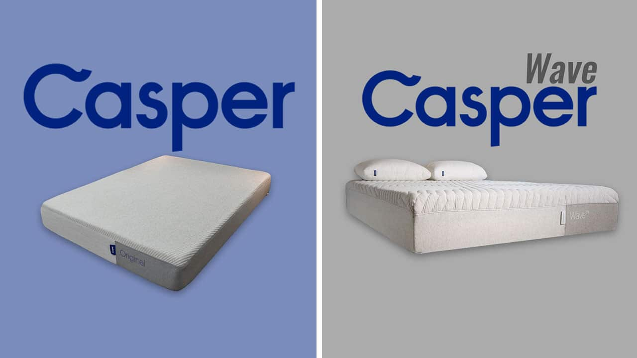 casper wave vs casper original comparison