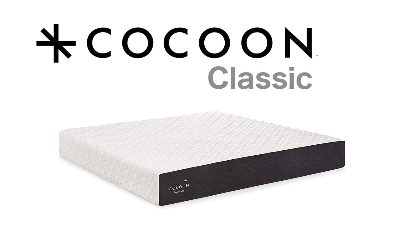 cocoon by sealy classic mattress review coupon code promo code