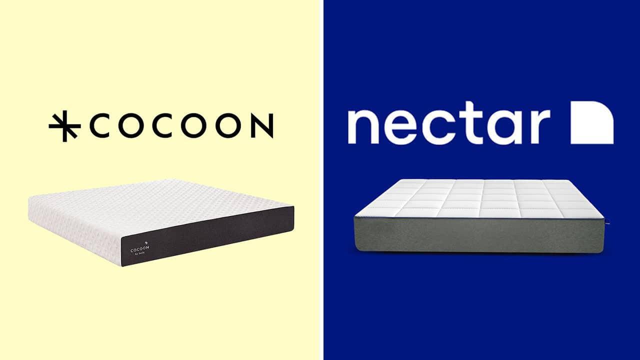 Cocoon vs Nectar Mattress