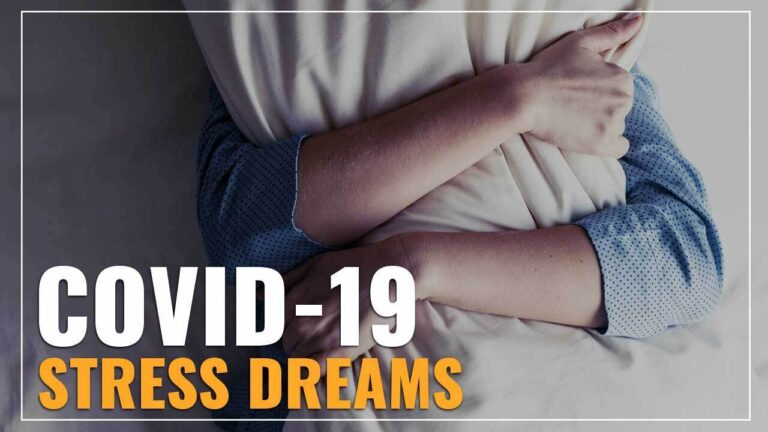 COVID-19 Stress Dreams? Here's How To Sleep Better