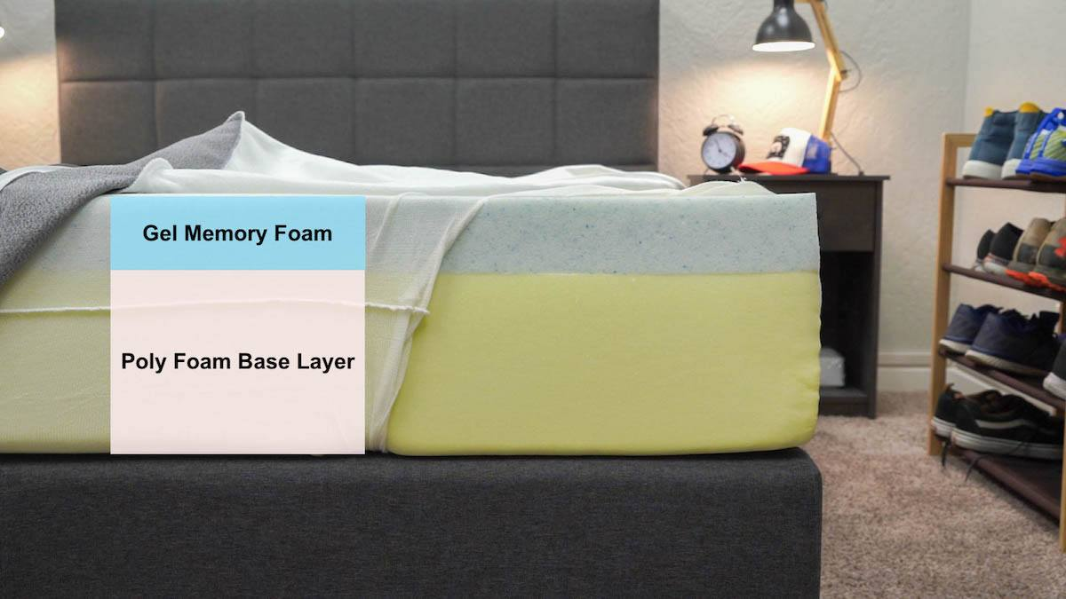 eluxury mattress review construction and layers