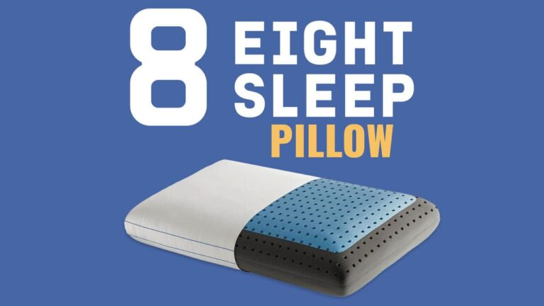 Eight Sleep Pillow Review