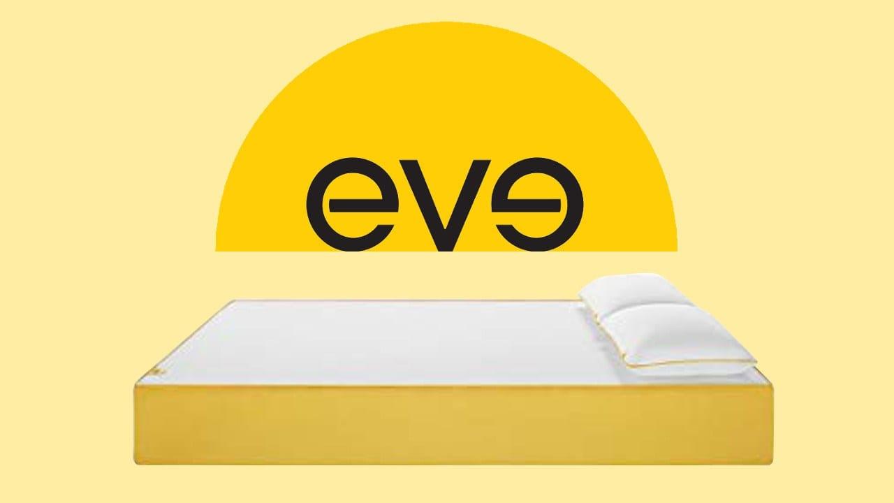 eve mattress review eve sleep bed coupon deal