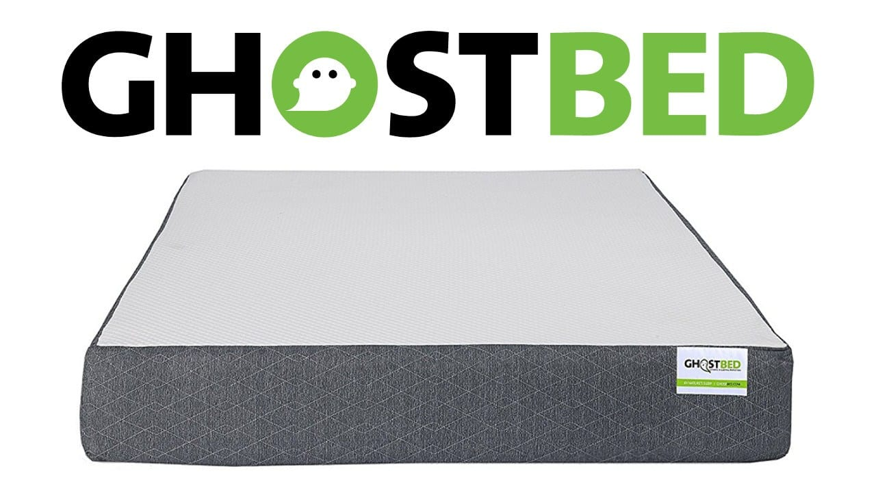 ghostbed mattress review coupon code deal