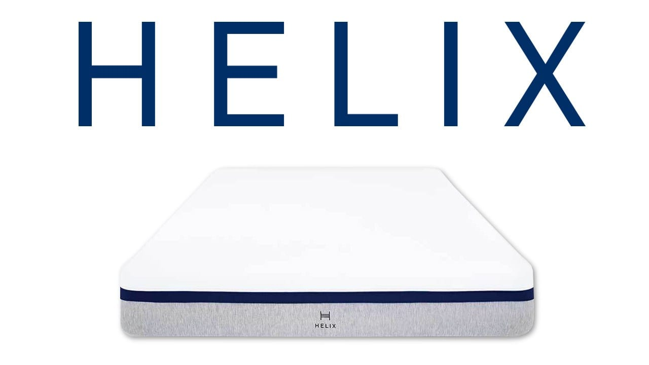 helix mattress review sleep coupon code deal