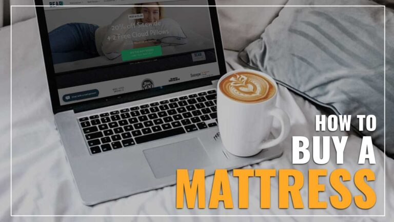 How To Buy A Mattress (At The Lowest Price!)