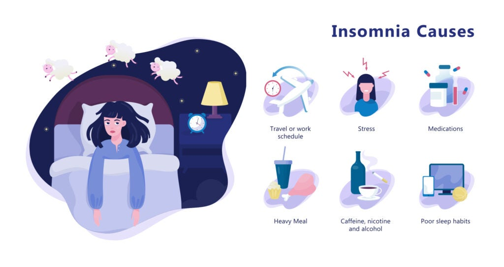 insomnia causes anxiety