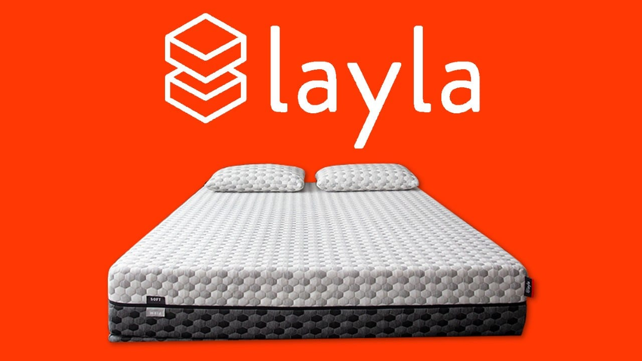 layla mattress review coupon code promo code memory foam