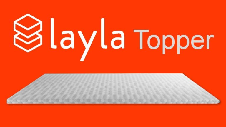 Layla Topper Review