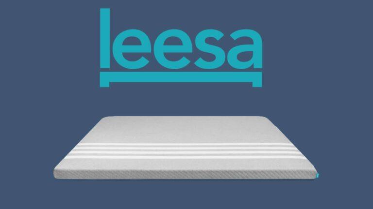 Leesa Topper Review