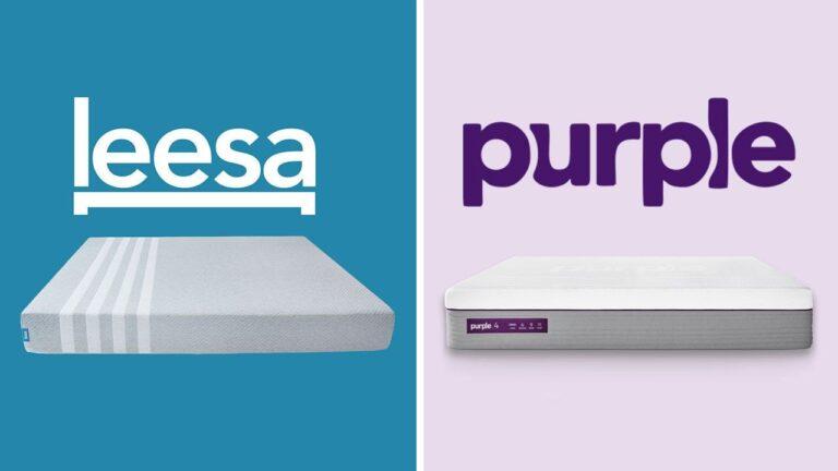 Leesa vs Purple Mattress