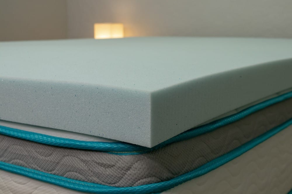 linenspa gel memory foam mattress topper review