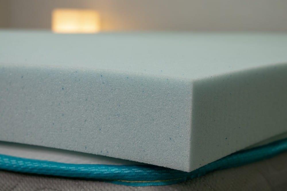 lucid memory foam topper review