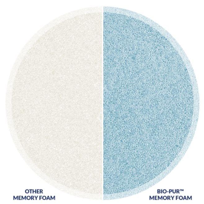 memory foam comparison