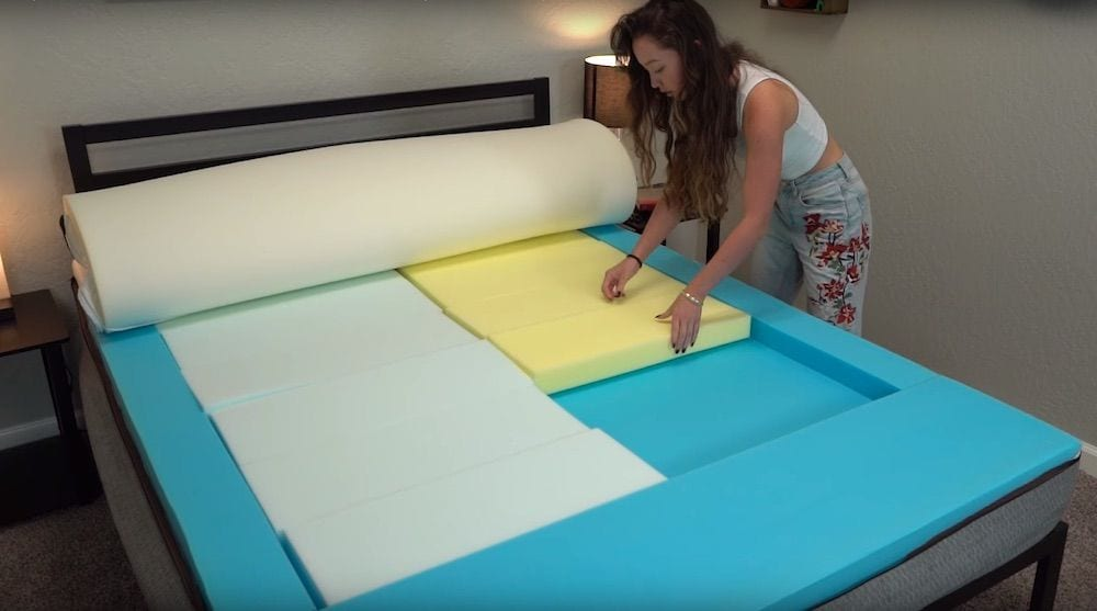 morphiis mattress review custom bed construction and layers