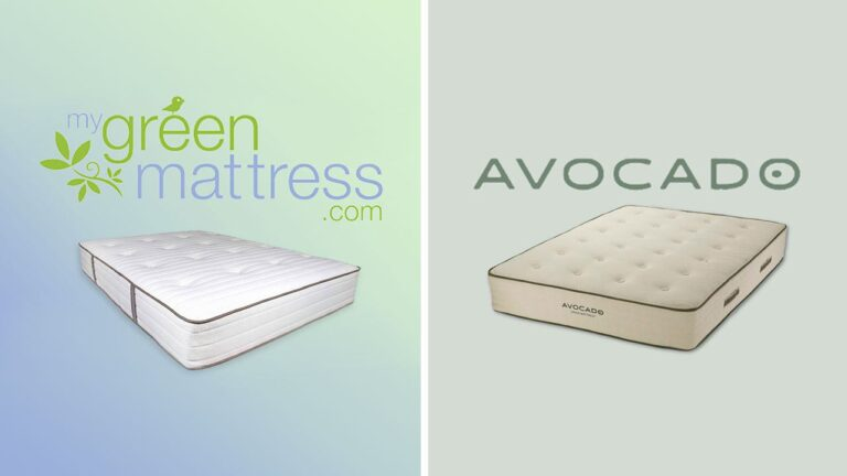 My Green Mattress vs Avocado