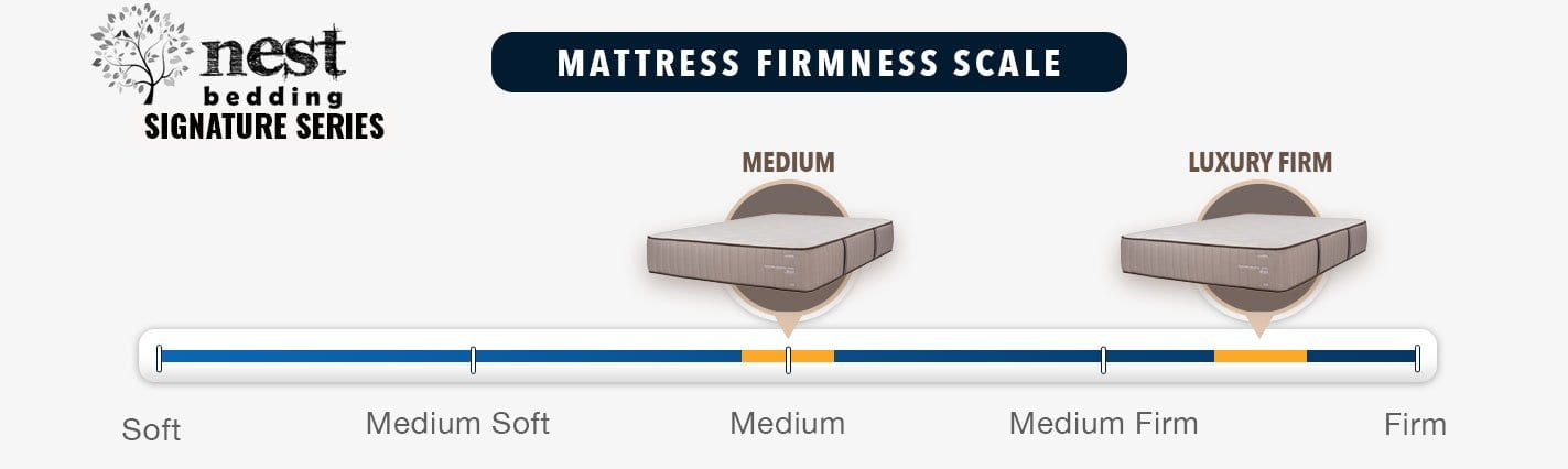 nest alexander signature series mattress review firmness ratings