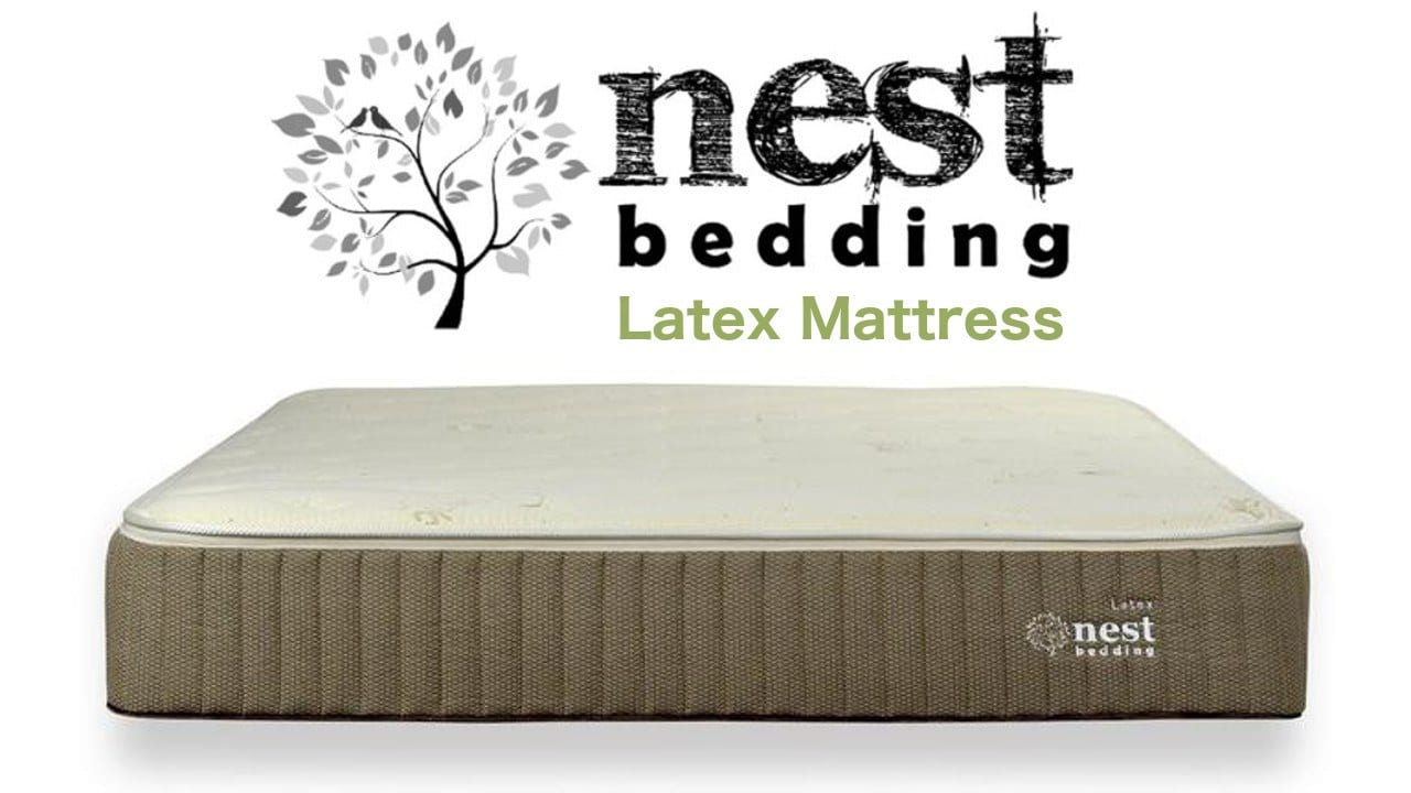 Nest Bedding Latex Mattress product