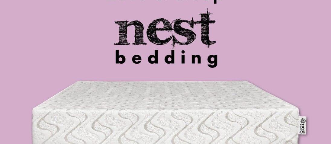 nest bedding love and sleep mattress review main image