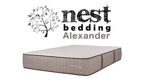 nest alexander signature mattress review deal