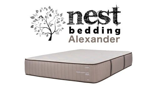 Nest Bedding Alexander Signature