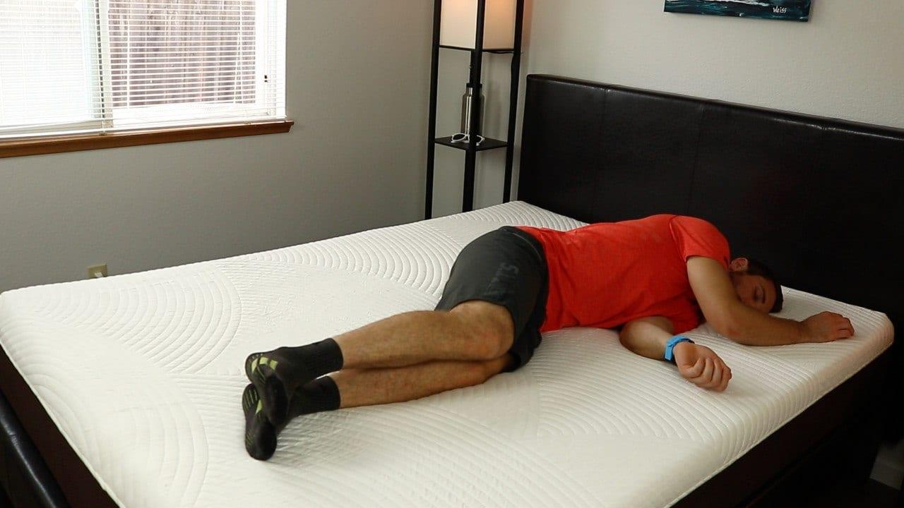 nolah mattress side sleeper
