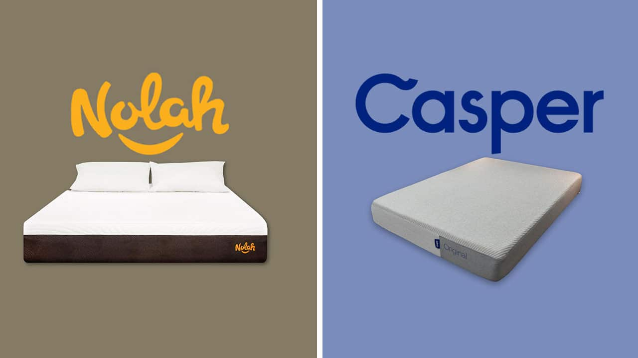 nolah vs casper mattress comparison
