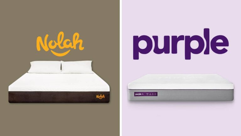 Nolah vs Purple Mattress