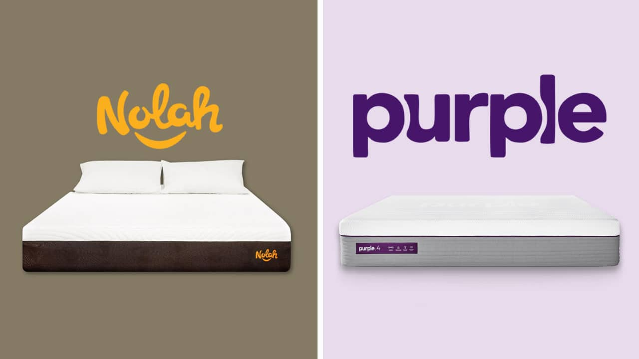 Nolah vs Purple Mattress
