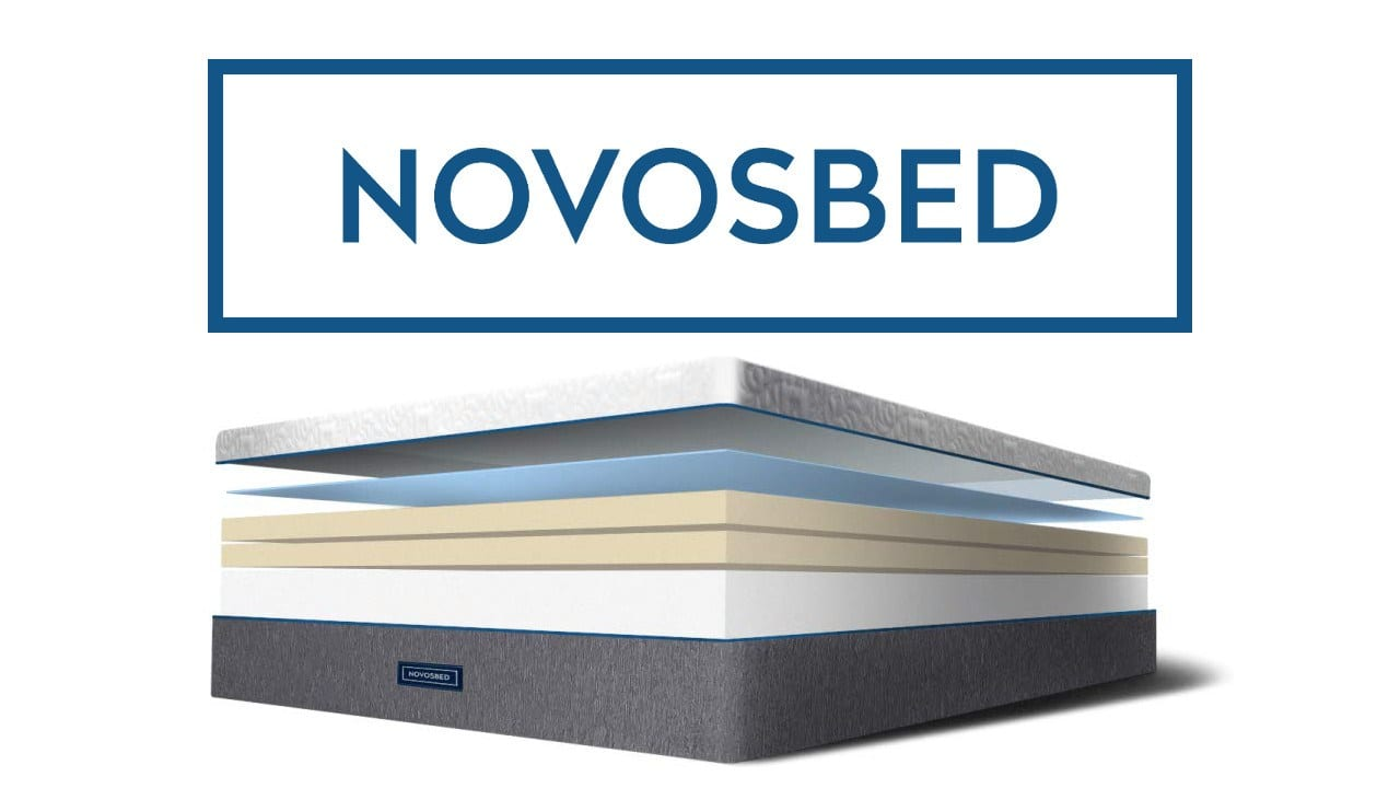 novosbed mattress review coupon code deal