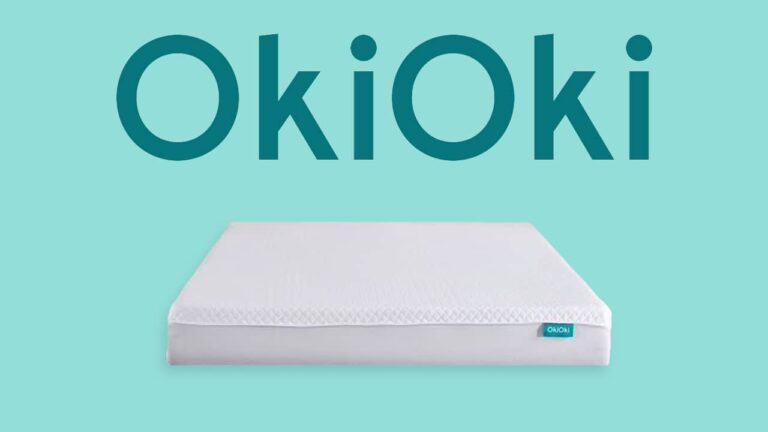 OkiOki Mattress Review