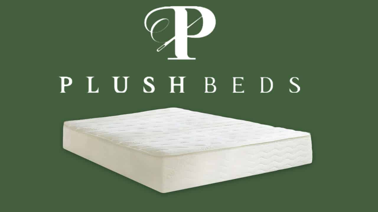PlushBeds Botanical Bliss