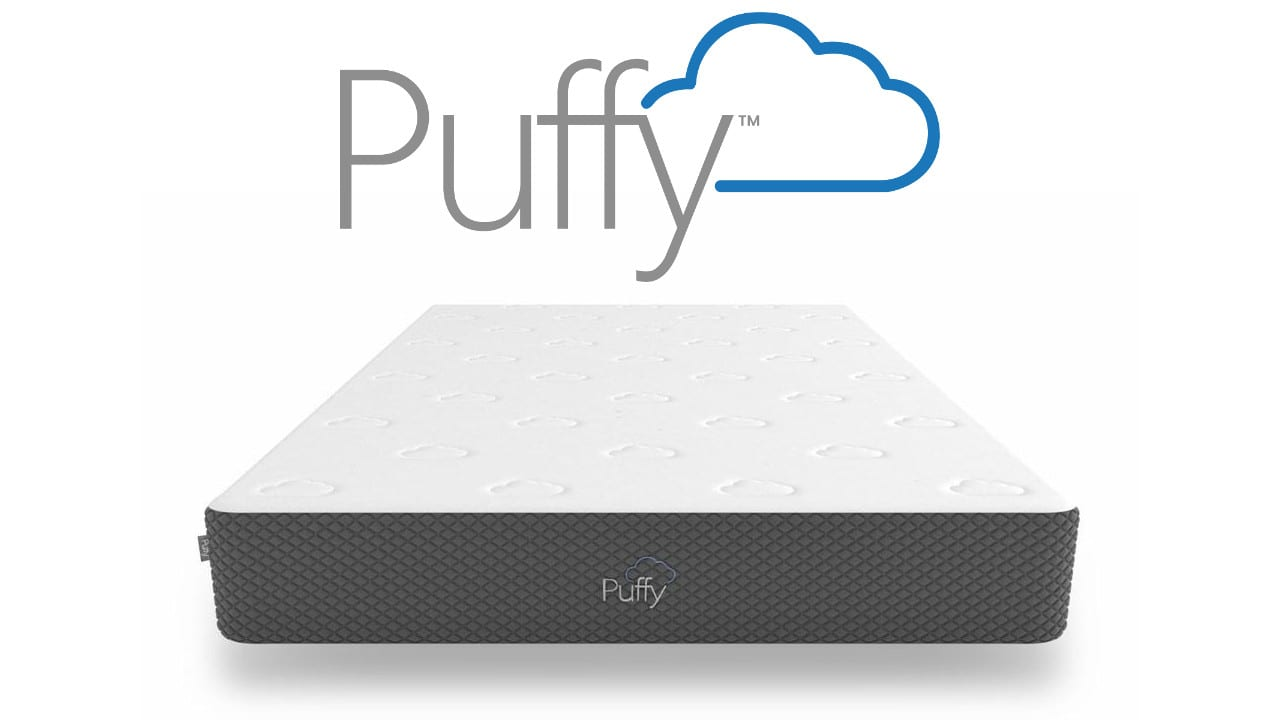 puffy mattress review coupon code deal