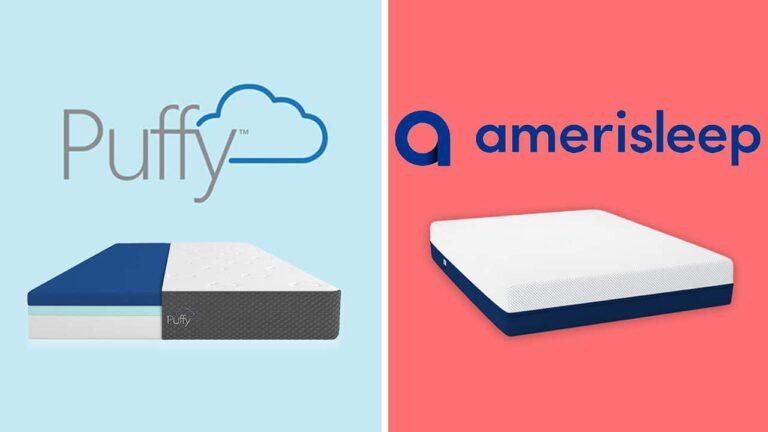 Puffy vs Amerisleep Mattress
