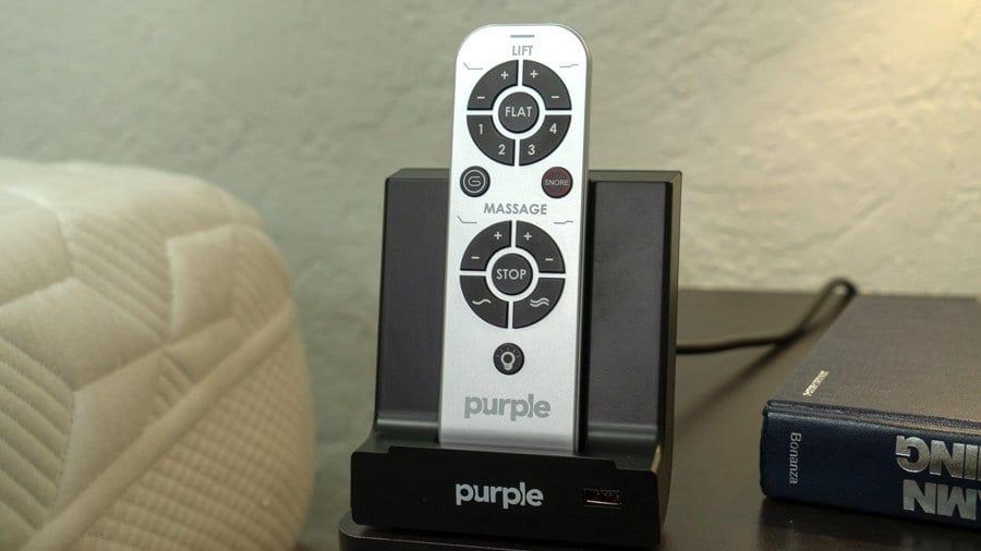 purple power base adjustable bed frame review