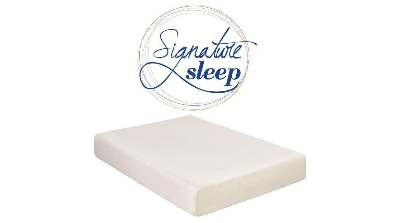 Signature Sleep Memoir product