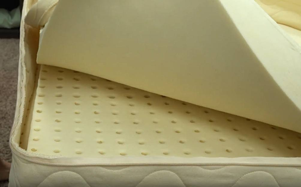 spindle mattress review construction and layers
