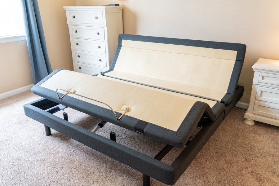tempurpedic sealy adjustable bed frame base
