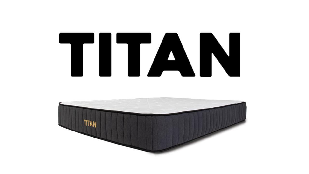 Titan Luxe Hybrid