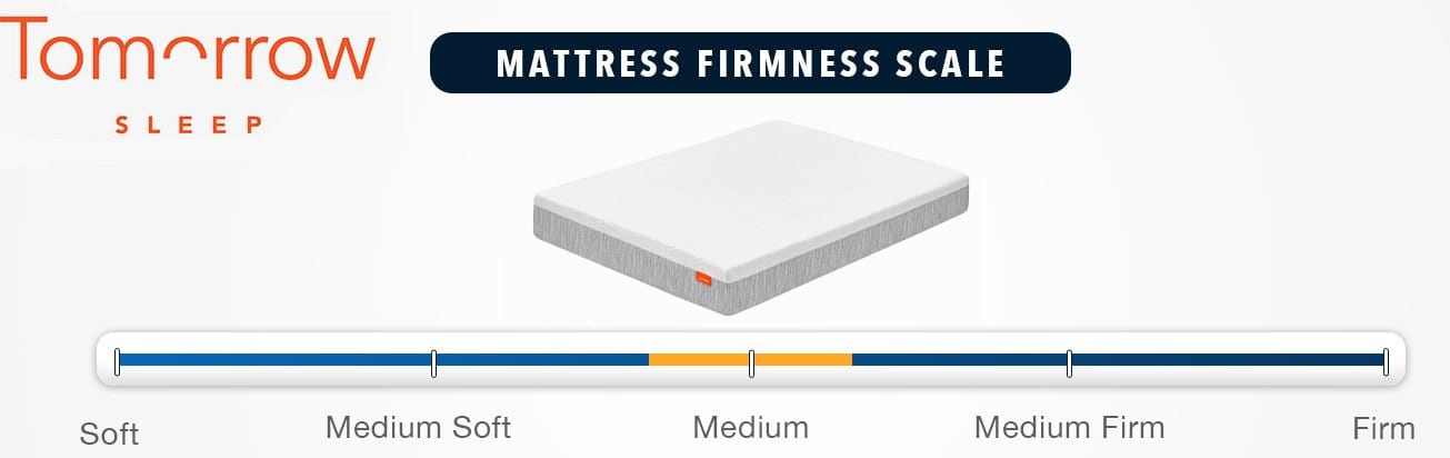 tomorrow sleep mattress review foam memory foam bed
