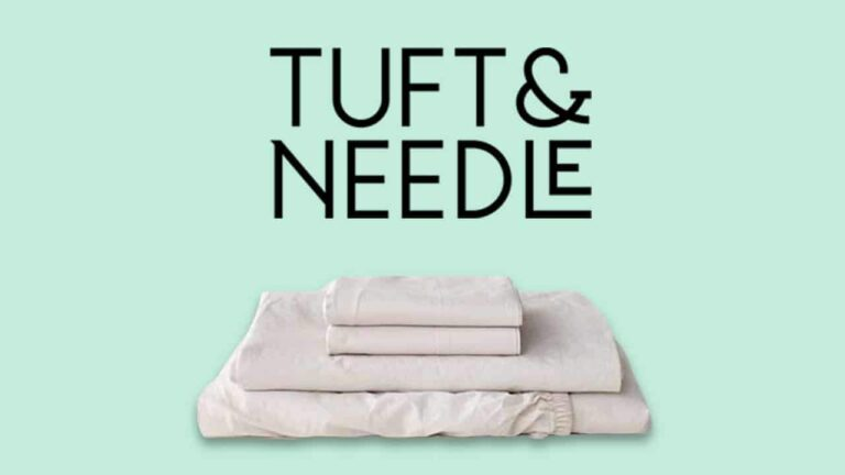Tuft And Needle Sheets