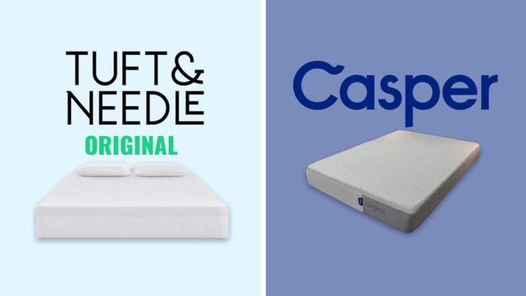 Tuft And Needle vs Casper
