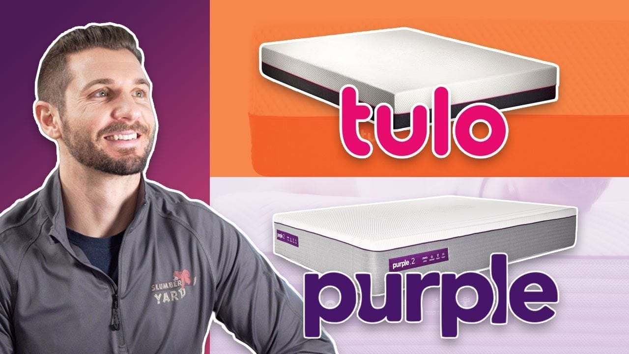 Tulo Vs Purple Mattress Review Guide Just Updated