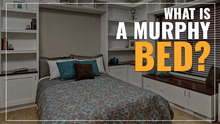 What Is A Murphy Bed?
