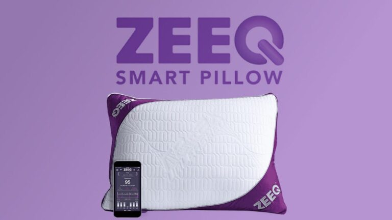 ZEEQ Smart Pillow Review (by REM Fit)