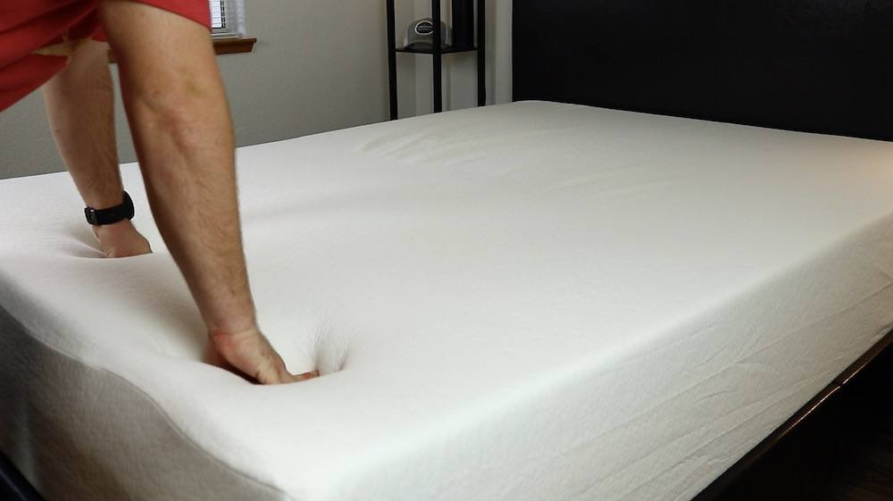zinus green tea mattress review cover and cleaning