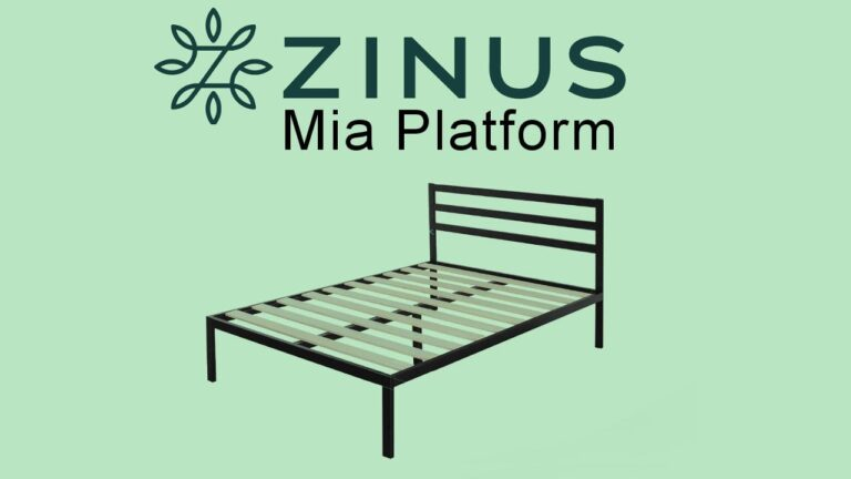 Zinus Mia Bed Frame Review