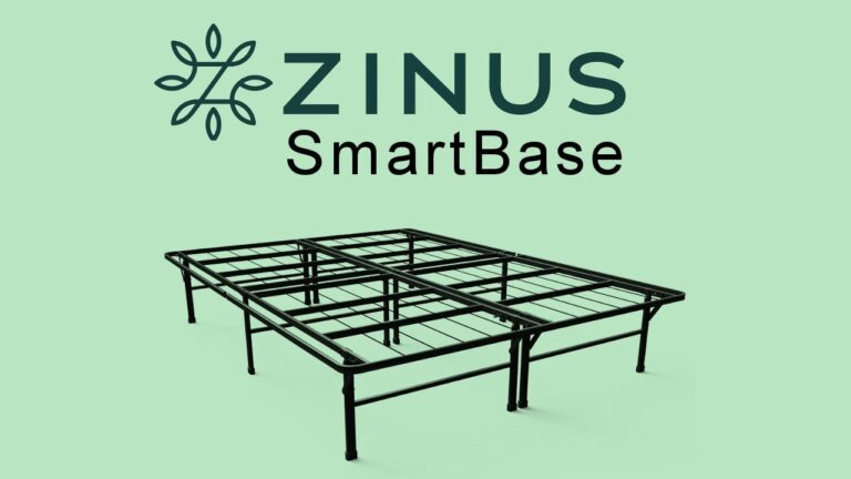 Zinus Bed Frame Review (SmartBase)