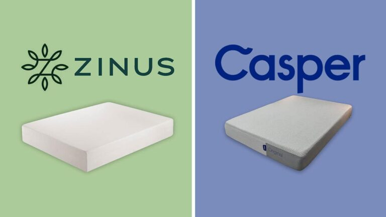 Zinus vs Casper Mattress